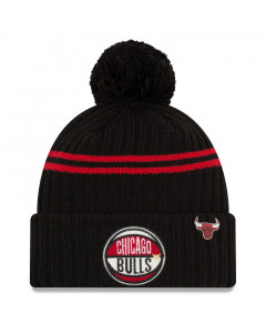Chicago Bulls New Era 2019 NBA Draft Authentics Wintermütze