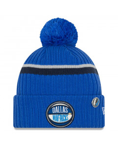 Dallas Mavericks New Era 2019 NBA Draft Authentics Wintermütze