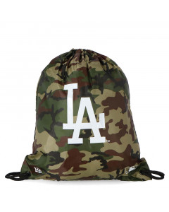 Los Angeles Dodgers New Era Woodland Camo Sportsack