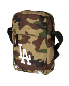Los Angeles Dodgers New Era Woodland Camo Schultertasche