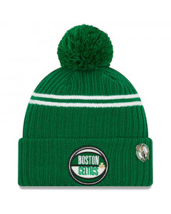 Boston Celtics New Era 2019 NBA Draft Authentics Wintermütze