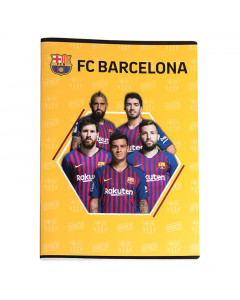 FC Barcelona bilježnica A4/OC/54L/80GR 1