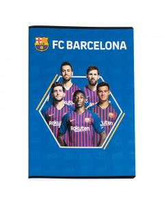 FC Barcelona bilježnica A4/OC/54L/80GR 2