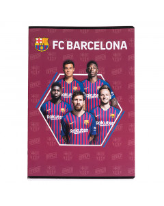 FC Barcelona bilježnica A4/OC/54L/80GR 3