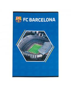 FC Barcelona Heft A4/OC/54BLATT/80GR 4