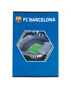 FC Barcelona bilježnica A4/OC/54L/80GR 4