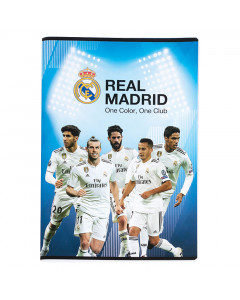 Real Madrid Heft A4/OC/54BLATT/80GR 2