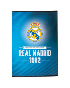 Real Madrid Heft A4/OC/54BLATT/80GR 4