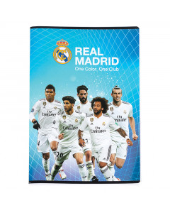 Real Madrid Heft A4/OC/54BLATT/80GR 5