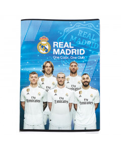 Real Madrid Heft A4/OC/54BLATT/80GR 6