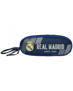 Real Madrid Federtasche oval