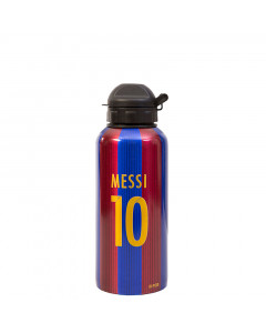 FC Barcelona Messi alu flaška 400 ml