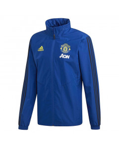 Manchester United Adidas All Weather Jacke
