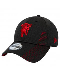 Manchester United New Era 9FORTY Shadowtech Perf Black kapa