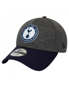 Tottenham Hotspur New Era 9FORTY Jersey Crown Grey Mütze