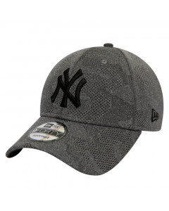 New York Yankees New Era 9FORTY Engineered Plus Grey kapa