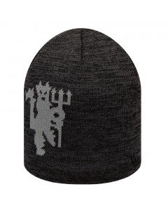 Manchester United New Era Black Skull Wintermütze
