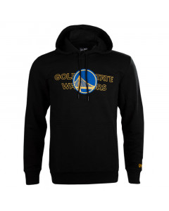 Golden State Warriors New Era Graphic Overlap pulover sa kapuljačom
