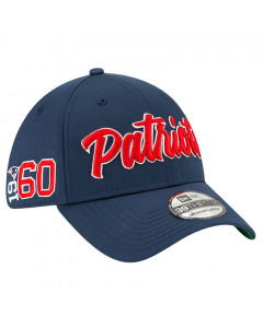 New England Patriots New Era 39THIRTY 2019 NFL Official Sideline Home 1960s kapa