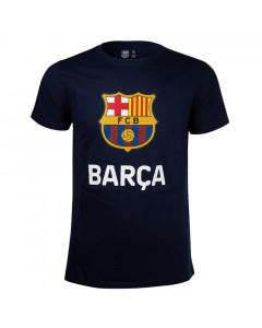 FC Barcelona Navy T-Shirt N°5