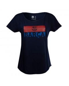FC Barcelona Damen T-Shirt N°7
