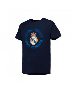 Real Madrid Navy Kinder T-Shirt N°26