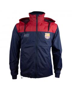 FC Barcelona Windjacke N°2