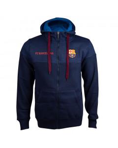 FC Barcelona Kapuzenjacke N°2