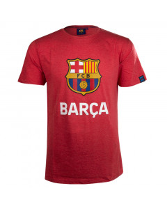 FC Barcelona Red T-Shirt N°5