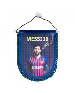FC Barcelona Messi zastavica