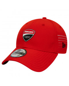 Ducati Corse New Era 39THIRTY Stretch Fit Perf kapa Red