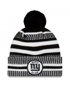 New York Giants New Era 2019 NFL Sideline Cold Weather Home Sport 1925 Wintermütze