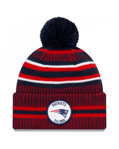New England Patriots New Era 2019 NFL Official On-Field Sideline Cold Weather Home Sport 1960 Wintermütze