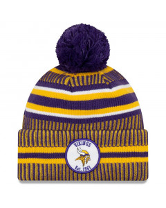 Minnesota Vikings New Era 2019 NFL Official On-Field Sideline Cold Weather Home Sport 1961 Wintermütze