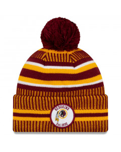 Washington Redskins New Era 2019 NFL Official On-Field Sideline Cold Weather Home Sport 1932 Wintermütze