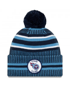 Tennessee Titans New Era 2019 NFL Official On-Field Sideline Cold Weather Home Sport 1960 zimska kapa