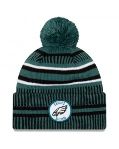 Philadelphia Eagles New Era 2019 NFL Official On-Field Sideline Cold Weather Home Sport 1933 Wintermütze