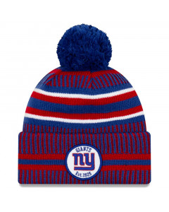 New York Giants New Era 2019 NFL Official On-Field Sideline Cold Weather Home Sport 1925 Wintermütze