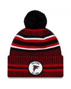 Atlanta Falcons New Era 2019 NFL Official On-Field Sideline Cold Weather Home Sport 1966 Wintermütze