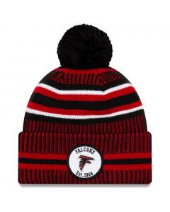 Atlanta Falcons New Era 2019 NFL Official On-Field Sideline Cold Weather Home Sport 1966 Wintermütze