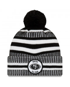 San Francisco 49ers New Era 2019 NFL Sideline Cold Weather Home Sport 1946 Wintermütze