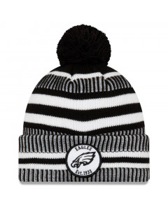 Philadelphia Eagles New Era 2019 NFL Sideline Cold Weather Home Sport 1933 Wintermütze