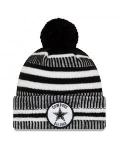 Dallas Cowboys New Era 2019 NFL Sideline Cold Weather Home Sport 1960 Wintermütze