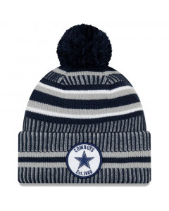 Dallas Cowboys New Era 2019 NFL Official On-Field Sideline Cold Weather Home Sport 1960 Wintermütze