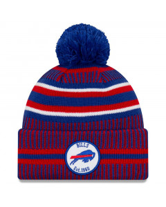 Buffalo Bills New Era 2019 NFL Official On-Field Sideline Cold Weather Home Sport 1960 Wintermütze