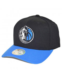Dallas Mavericks Mitchell & Ness 2 Tone 110 Flexfit kačket