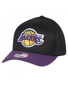Los Angeles Lakers Mitchell & Ness 2 Tone 110 Flexfit Mütze