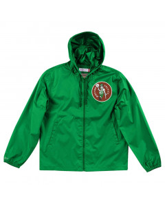 Boston Celtics Mitchell & Ness Team Capitain Lightweight Windjacke