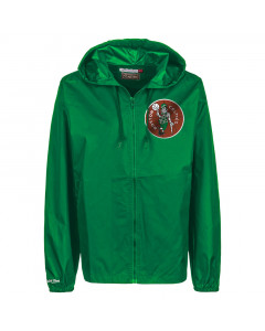 Boston Celtics Mitchell & Ness Team Capitain Lightweight vetrovka
