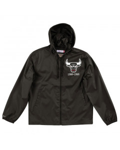 Chicago Bulls Mitchell & Ness Team Capitain Lightweight Windjacke